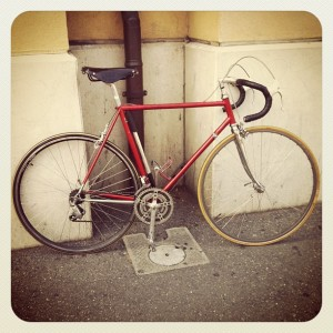 mon biclou
